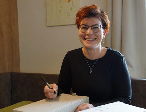 Vorstellung des Stefansplatzerl-Teams/Birgit Bräuer